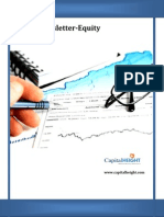 Live Report of Equity Market Newletter for Intraday by CapitalHeight