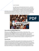NGOs and India