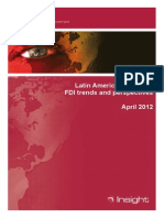 Latin Americas Decade - FDI Trends and Perspecives