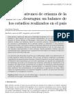 Luis Serra Vásquez - Los Patrones de Crianza de La Niñez en Nicaragua (Revista Encuentro No. 77 Del 2007)