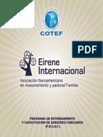 Programa PECAF 1