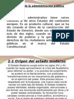 Derecho Administrativo Aplicado