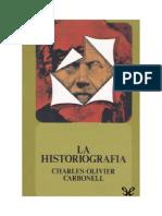 La Historiografia