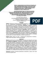 Ronceros Aduvire LF FACS Odontologia 2015 Resumen
