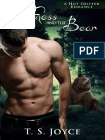 The Witness - (Bear Valley Shifters 1) - T.S. Joyce