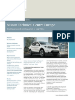 Siemens PLM Nissan Technical Centre Europe Cs Z5