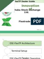 User Training DSE FlexTP Dt 20141022
