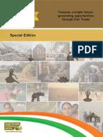 Fair Trade Forum India - Towards a bright future, generating opportunities through Fair Trade