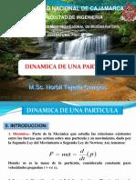Dinamica de Particula, Trabajo y Energia - Fisica 2012-1