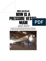 How is a Pressure Vessel Made and more