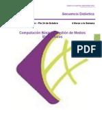 Secuencia Didáctica - 2016-1 CB-GME 1S-ADM Presencial
