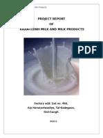 Krantisinh Project Report Final