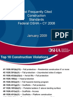 FY08 Construction MFC