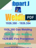 Welding Sub J Construction