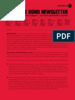 2015-01 Bond Newsletter by NHC