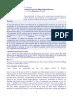 DIVORCIO. El Cálculo de La Compensación Económica No Es Un Ejercicio Puramente Aritmético.21.06.10.