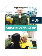 Dossier Presentation Saison 15 16 Web