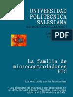 La Familia de Micro Control Adores PIC