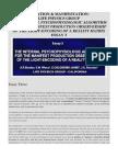 Essay 3 - Creation & Manifestation-The Internal Psychophysiologic Algorithm for the m.p.o. of the Lerm