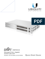 UniFi Switch US-24 QSG