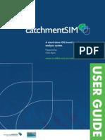 CatchmentSIM Manual