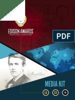 Edison Awards Mediakit 2016