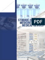 Storage of Medicines and Medical Devices