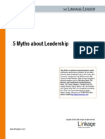 Greg Smith 5 Myths About Leadership 0805