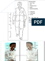 Memecahkan Psikotest Gambar ( Gambar Orang - Draw a Man )