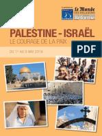 Palestine - Israël, le courage de la paix