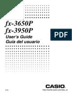 Casio FX3950P