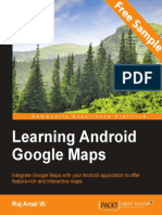 Learning Android Google Maps - Sample Chapter