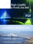 Bandra-Worli Sea Link Project