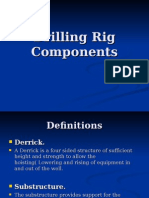 Drilling Rig Components