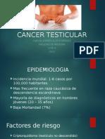 cabcer testicular
