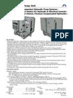Hydraulic Pump System