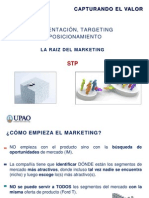 La Raiz Del Marketing (Semana 5)