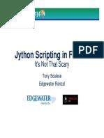 FDMEE JythonScripting