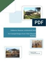 Museum Architectural Brief