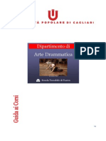 Dipartimento Arte Drammatica