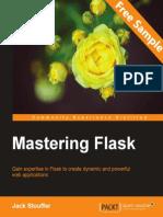 Mastering Flask - Sample Chapter