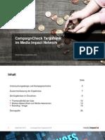 Digital-Cross-Device CampaignCheck Targobank