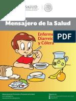 Mensajero Enfermedades Diarreicas y Colera