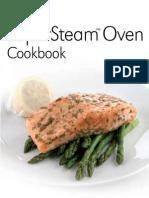Sharp SuperSteam Cookbook