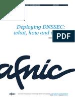 Deploying DNSSEC v3