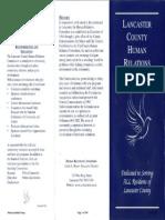 Discrimination Complaint to the Lancaster County Human Relations Commission Discrimination Complaint August 22 2007