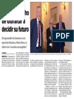 150929 La Verdad CG- El Laborismo Avala El Derecho de Gibraltar a Decidir Su Futuro p.8