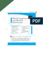 Chapter 11 Motor Cognition, Mental Stimulationpdf