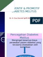 2.5.2.5 - PREVENTIF & PROMOTIF DM