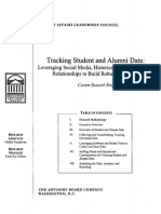 Alumni Tracking